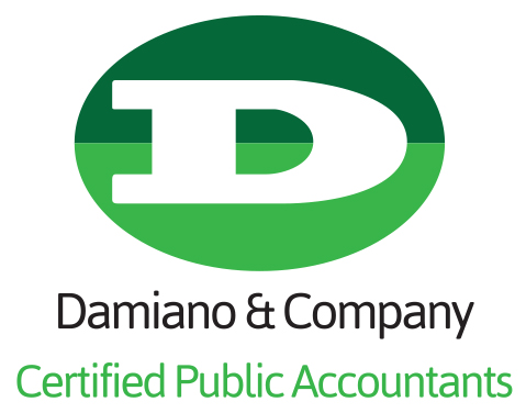 Logo of Damiano CPA