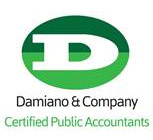 Damiano CPA corporate logo